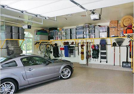 Как выстроить и обустроить гараж?