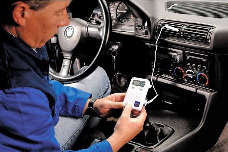 Каких ошибок нельзя допускать при заправке кондиционера в автомобиль